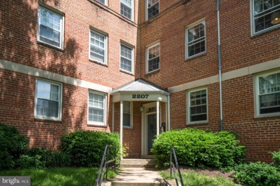 2207 Washington Avenue UNIT 201, Silver Spring, MD 20910 - #: MDMC679188