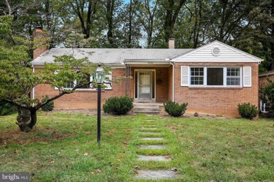 9535 Clement Road, Silver Spring, MD 20910 - #: MDMC679602