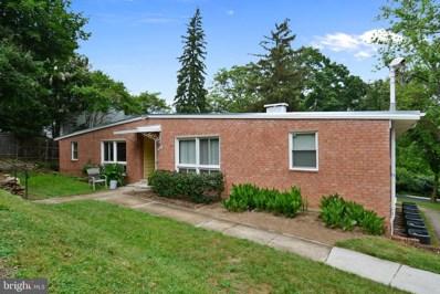 321 Boyd Avenue UNIT 4, Takoma Park, MD 20912 - #: MDMC680132