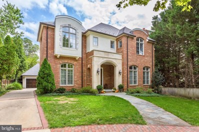 116 E Melrose Street, Chevy Chase, MD 20815 - #: MDMC680624