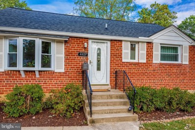 4407 Falcon Street, Rockville, MD 20853 - #: MDMC680680