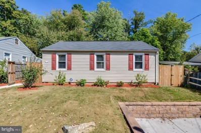 614 Longwood Drive, Rockville, MD 20850 - #: MDMC680796