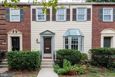 6647 Hillandale Road UNIT 108, Chevy Chase, MD 20815 - #: MDMC681994