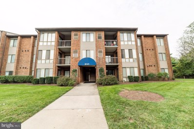 8141 Needwood Road UNIT T101, Derwood, MD 20855 - #: MDMC682180