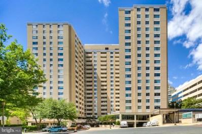 4601 N Park Avenue UNIT 819-U, Chevy Chase, MD 20815 - #: MDMC682436
