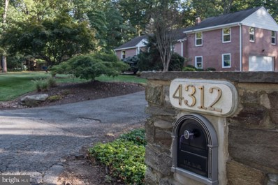 4312 Pinetree Road, Rockville, MD 20853 - #: MDMC683234