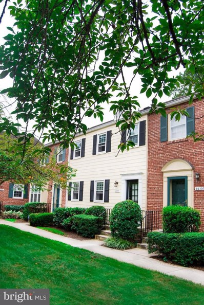 6677 Fairfax Road UNIT 87, Chevy Chase, MD 20815 - #: MDMC683304