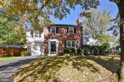 6720 Fairfax Road, Chevy Chase, MD 20815 - #: MDMC683586