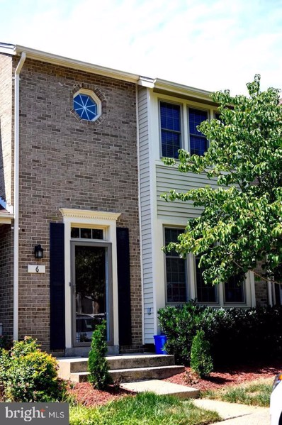6 Hickory Hill Court, Silver Spring, MD 20906 - #: MDMC683618