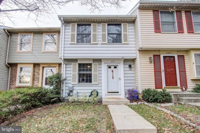 4203 Thistlewood Terrace, Burtonsville, MD 20866 - #: MDMC684542