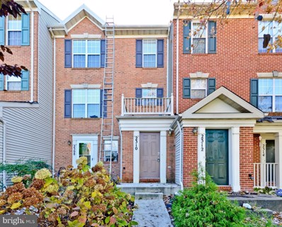 2310 Red Eagle Court UNIT 6, Silver Spring, MD 20906 - #: MDMC685124