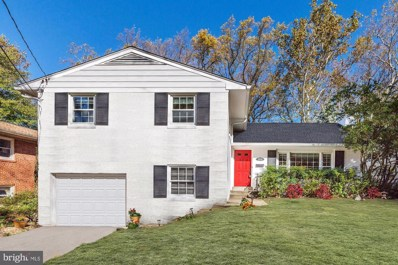 3519 Glenmoor Drive, Chevy Chase, MD 20815 - #: MDMC685392