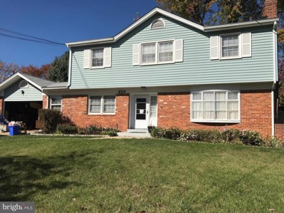 4313 Landgreen Street, Rockville, MD 20853 - #: MDMC685394