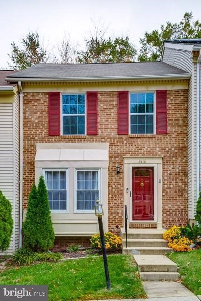 3818 Lansdale Court UNIT 9-57, Burtonsville, MD 20866 - #: MDMC685590