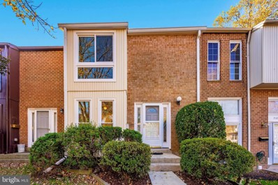 7135 Mill Run Drive UNIT 14-3, Rockville, MD 20855 - #: MDMC685660