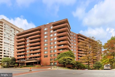4550 N Park Avenue UNIT 302, Chevy Chase, MD 20815 - #: MDMC686706
