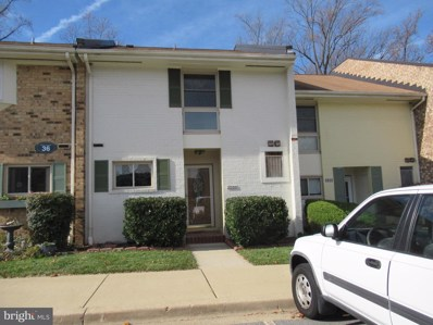 3550 Chiswick Court UNIT 36-D, Silver Spring, MD 20906 - #: MDMC687308