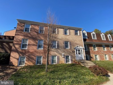 710 Quince Orchard Boulevard UNIT 201, Gaithersburg, MD 20878 - #: MDMC690352