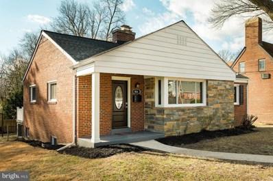 406 Granville Drive, Silver Spring, MD 20901 - #: MDMC691084