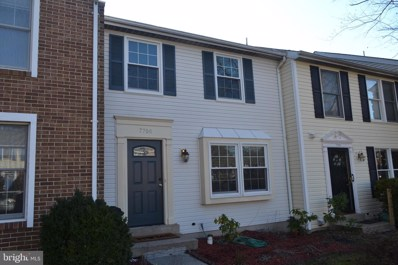 7706 White Cliff Terrace, Rockville, MD 20855 - #: MDMC691222