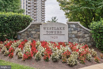 7420 Westlake Terrace UNIT 1504, Bethesda, MD 20817 - #: MDMC692006