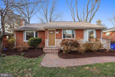 2513 Spencer Road, Silver Spring, MD 20910 - #: MDMC692386
