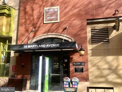 38 Maryland Avenue UNIT 312, Rockville, MD 20850 - MLS#: MDMC692590