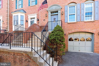 15 Torrance Court, Kensington, MD 20895 - #: MDMC692598
