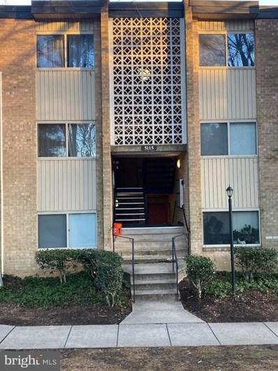 5115 Crossfield Court UNIT 252, Rockville, MD 20852 - #: MDMC693034