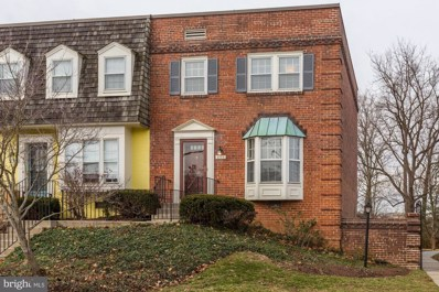 6722 Hillandale Road UNIT 14, Chevy Chase, MD 20815 - #: MDMC693210