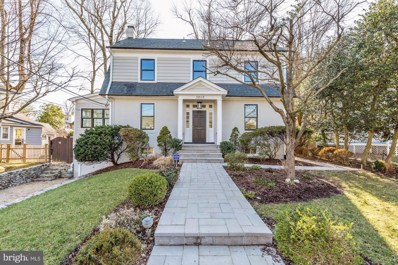 3818 Williams Lane, Chevy Chase, MD 20815 - #: MDMC694164