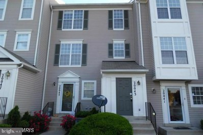 20043 Dunstable Circle UNIT 306, Germantown, MD 20876 - #: MDMC694938