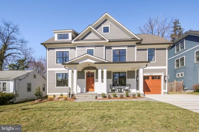 4537 Fairfield Drive, Bethesda, MD 20814 - #: MDMC695684