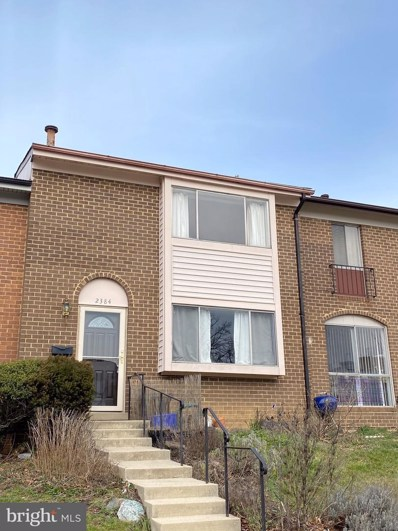 2384 Sun Valley Circle UNIT 2-P, Silver Spring, MD 20906 - #: MDMC695812