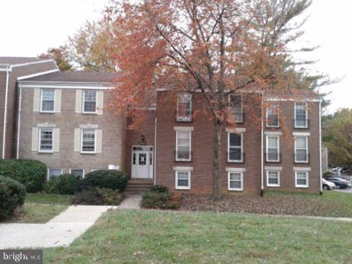 830 Quince Orchard Boulevard UNIT 102, Gaithersburg, MD 20878 - #: MDMC697524