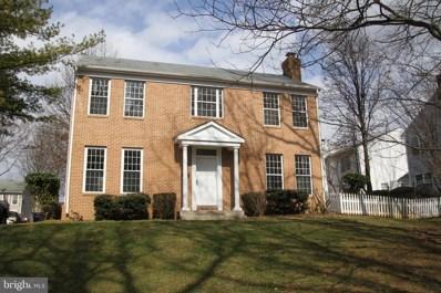 19801 Ivyberry Place, Gaithersburg, MD 20886 - MLS#: MDMC698208