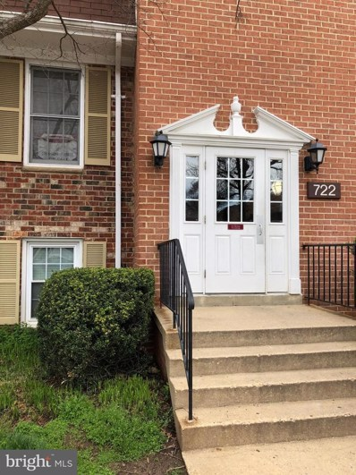 722 Quince Orchard Boulevard UNIT 101, Gaithersburg, MD 20878 - #: MDMC698234