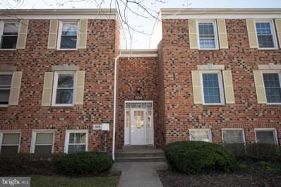 854 Quince Orchard Boulevard UNIT 102, Gaithersburg, MD 20878 - #: MDMC698618