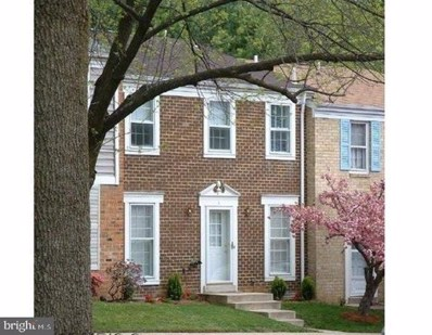 4 Honey Brook Lane, Gaithersburg, MD 20878 - #: MDMC699524