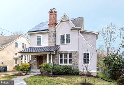 4405 Ridge Street, Chevy Chase, MD 20815 - #: MDMC699666