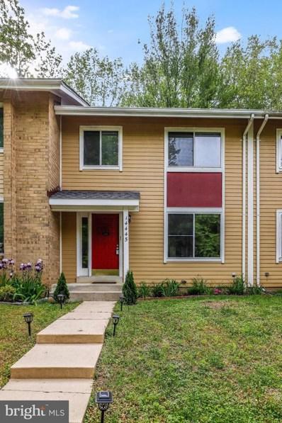 14445 Pebble Hill Lane, North Potomac, MD 20878 - #: MDMC700150