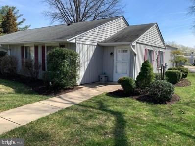 3660 Edelmar Terrace UNIT 119-A, Silver Spring, MD 20906 - #: MDMC701390