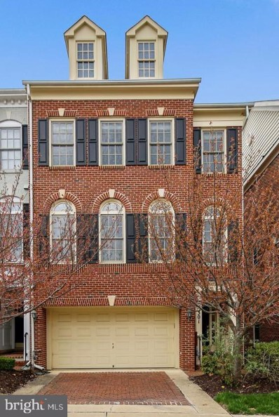 301 Oak Knoll Terrace, Rockville, MD 20850 - #: MDMC701632