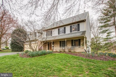 7201 Grinnell Drive, Rockville, MD 20855 - #: MDMC701634