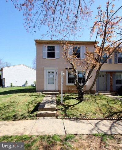 8813 Cross Country Place, Gaithersburg, MD 20879 - #: MDMC701652