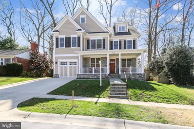 8616 Melwood Road, Bethesda, MD 20817 - #: MDMC701960