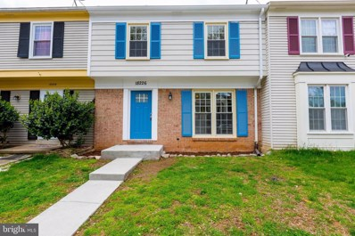 18226 Metz Drive, Germantown, MD 20874 - MLS#: MDMC702040
