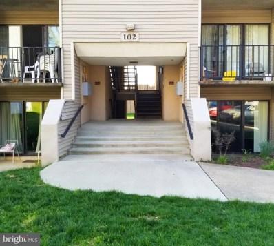102 Duvall Lane UNIT 4-104, Gaithersburg, MD 20877 - #: MDMC702938
