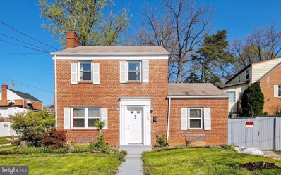 802 Patton Drive, Silver Spring, MD 20901 - #: MDMC703428
