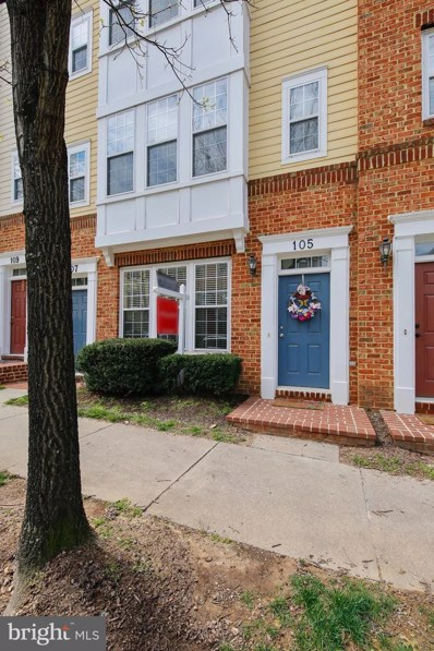 105 Bucksfield Road UNIT A, Gaithersburg, MD 20878 - #: MDMC703454